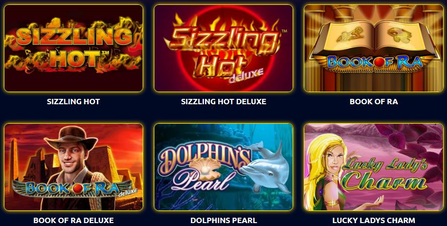 игровые автоматы Vulkan Gold