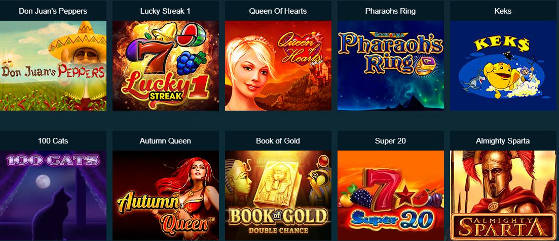 игровые автоматы Orca88 Casino